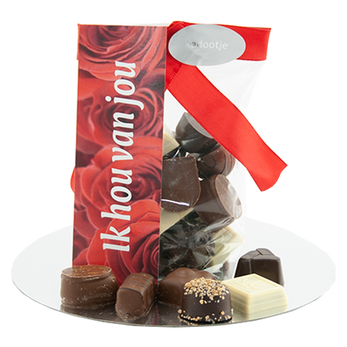 Bonbons Ik hou van jou