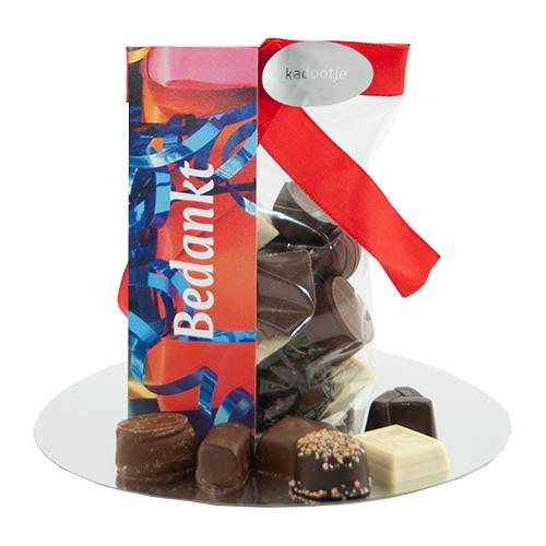 Bonbons Bedankt