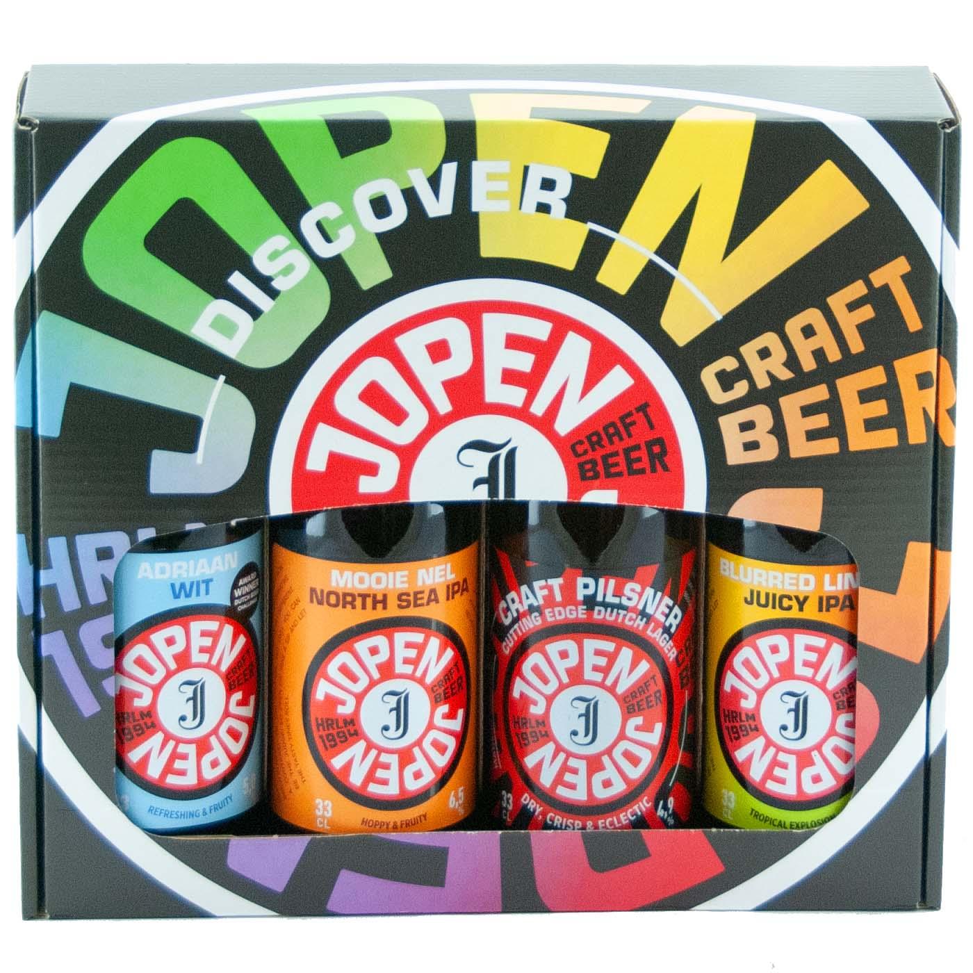 Jopen bierpakket Cadeau