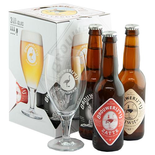 Bierpakket Brouwerij 't IJ Cadeau