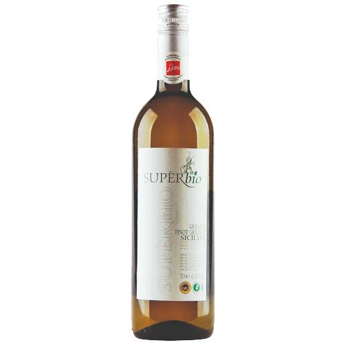 Sicilia igt Supérbio Grillo-Pinot
