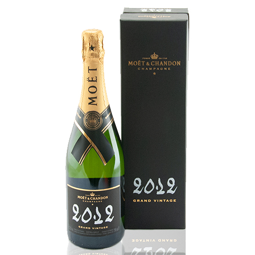 Moët & Chandon champagne vintage 2012