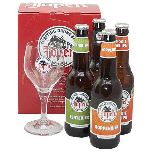 Jopen Biercadeau, La Trappe Trappistenbier, TRAPPISTENBIER, Bier cadeau, Bierpakket, KERST GESCHENKEN, Bierpakket, Bier cadeau