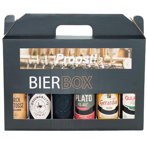 Bierbox, Bier cadeau, La Trappe Trappistenbier, TRAPPISTENBIER, Bierpakket, KERST GESCHENKEN, Bierpakket, Bier cadeau