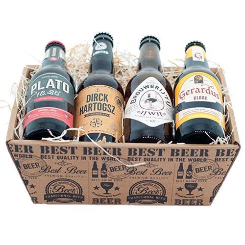 Best Beer box, Bier cadeau, La Trappe Trappistenbier, TRAPPISTENBIER, Bierpakket, KERST GESCHENKEN, Bierpakket, Bier cadeau